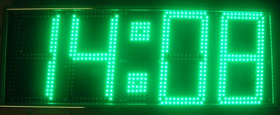 LED-Anzeige-Grün1