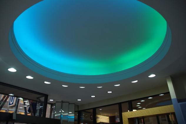 LED Innenbeleuchtung Projekt